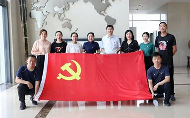 山东互联网企业党建工作园区巡展宣讲走进山东卓创