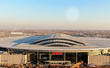 中國建筑躍升至《財富》世界500強第13位