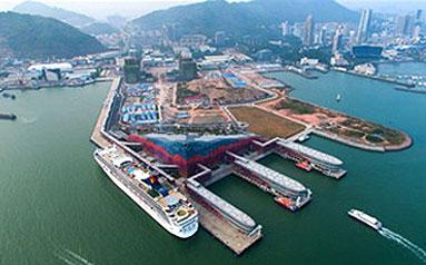 """上半年深圳對""""一帶一路""""沿線國家進出口同比增16.6%"""