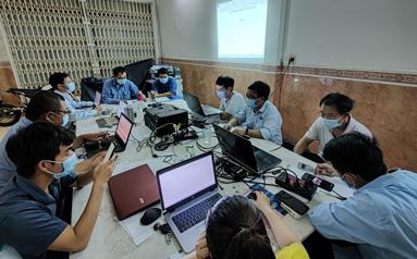 中國二十冶:做好疫情防控 為安全生產保駕護航