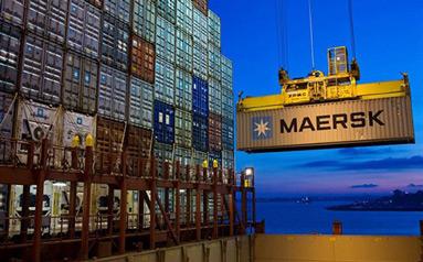 丹麥航運巨頭馬士基訂購8艘環保集裝箱貨輪