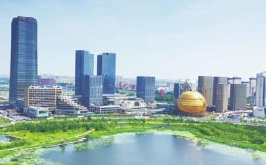 """长春新区:打造服务企业""""综合体""""""""总枢纽"""""""