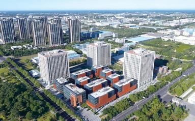 北京大兴生物医药产业基地 挺进千亿级园区
