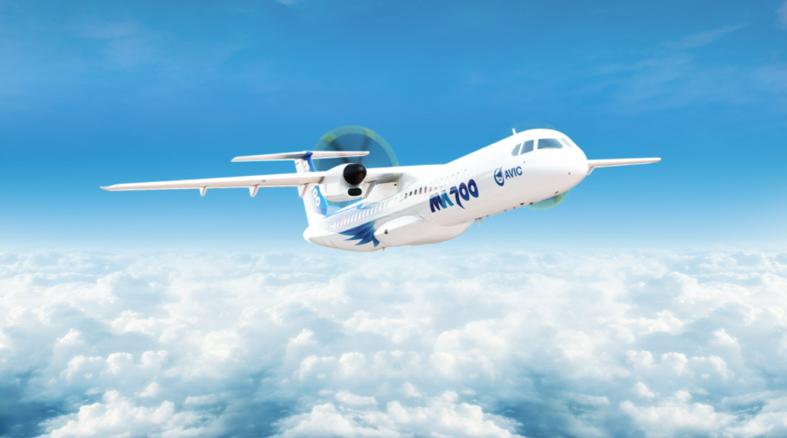 航空之光 工业之美