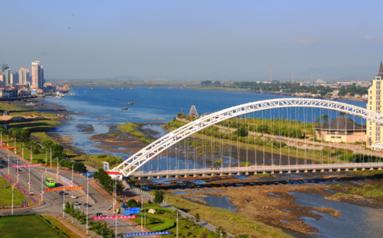 丹东市领导到访《中国企业报》网黑提现不出 探讨科学招商